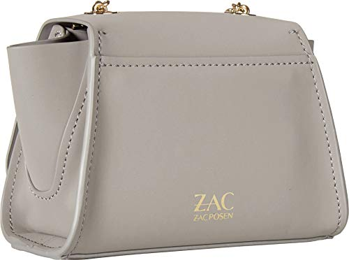 ZAC Chain Suede Gargoyle Eartha Zac Posen Crossbody Mini Womens 6qU6ZHAw7