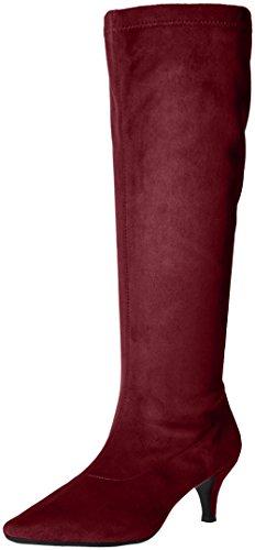 Aerosoles Women's Afterward Boot Wine Fabric