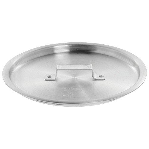 Aluminum Stock Pot Nsf Lid (HUBERT Aluminum Cover for 16 qt Stock Pot - 11 4/5