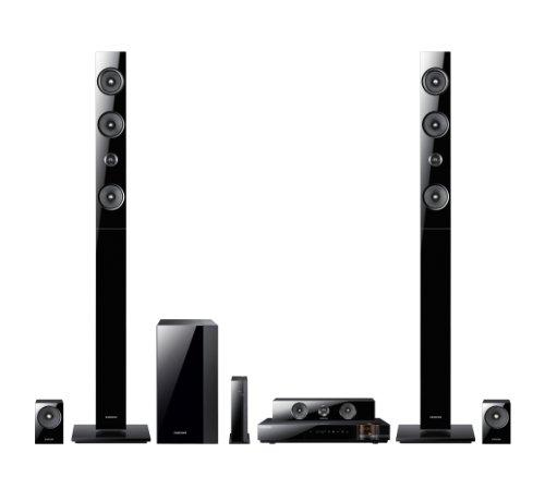 Samsung HT-E6730W 7.1 Channel 1330-Watt 3D Blu-Ray Home Theater System, Best Gadgets