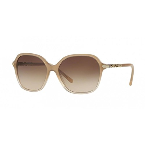Burberry Men,Women BE4228 57 Brown/Brown Sunglasses - Burberry Made In Italy Sunglasses