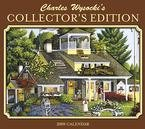Charles Wysocki Collector's Edition 2008 Wall Calendar