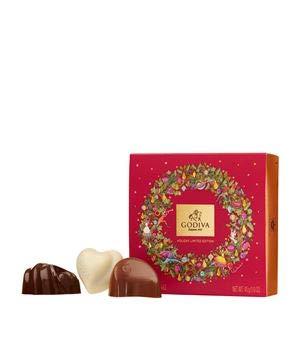 Harrods Godiva Chocolate with Plush Teddy Bear