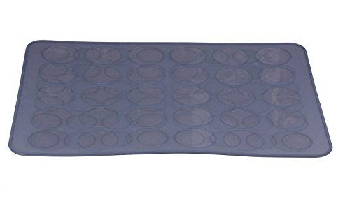 30 48 Capacity Silicone Macaron Macaroon Baking Mat Sheet