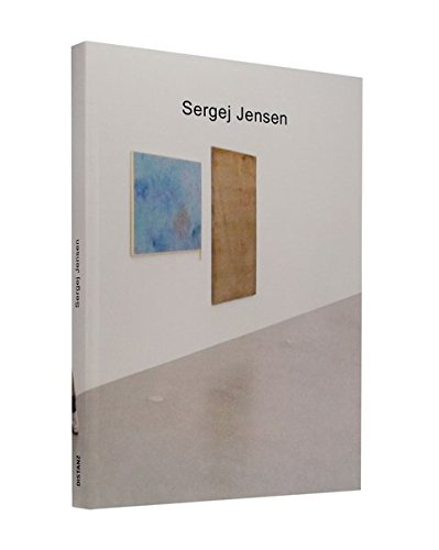 Sergej Jensen (German and English Edition) by Distanz