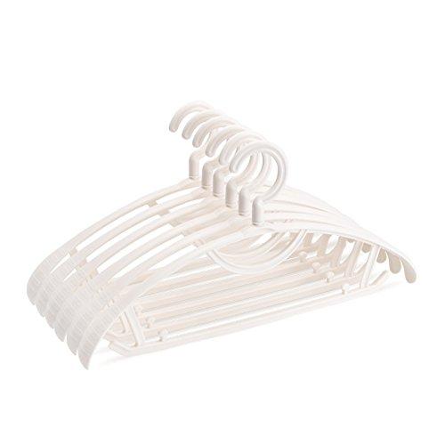 Plastic hangers, T-Shirts clothes skid proof children's clot