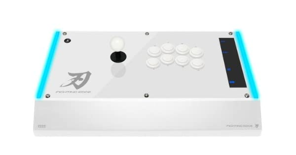 Hori - Fighting Edge 3, Color Blanco (PS3): Amazon.es: Videojuegos