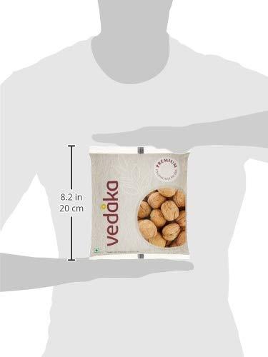 Amazon Brand - Vedaka Premium Inshell Walnuts, 250g