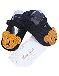 The Bunny Baby Bear Shoes Handma...