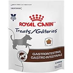 - Royal Canin Veterinary Diet Gastrointestinal Canine Dog Treats 17.6 oz