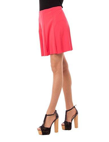Campana Capri Corail Minigonna Jupe Femme A Solo 7UPtwqnSdt