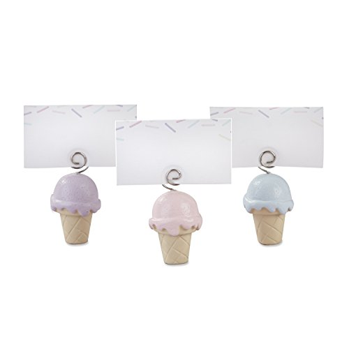 96 Ice Cream Place Card Holders by Kate Aspen