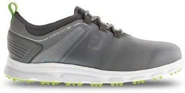 [フットジョイ] ゴルフシューズ SuperLites XP #58065 Grey [並行輸入品]