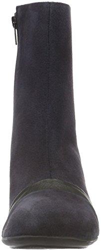 Johannes antracita W Stivaletti Kristjana Women's Nero Kristjana Boots antracita Multicolour Ankle Delle Multicolore Black W Johannes Donne rrPd8q
