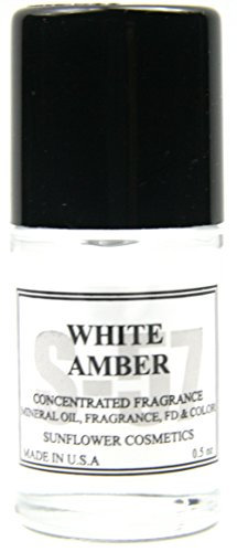 white amber perfume oil - 9