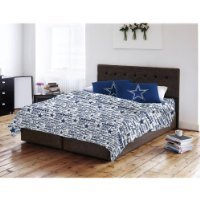 Dallas Cowboys NFL Anthem Bedding Sheet Set, TWIN