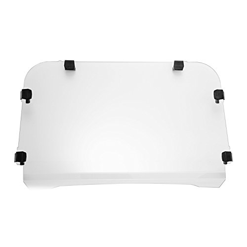 Kimpex UTV Front GP Windshield Front - Polaris - Polycarbonate OEM# 3810093