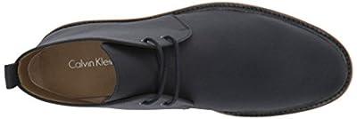 Calvin Klein Men's Jonas Nylon Ankle Bootie