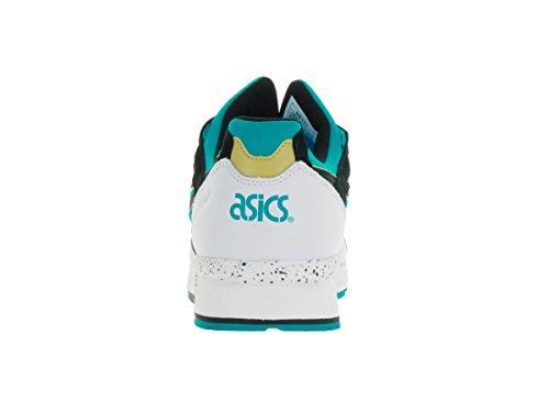 Asics Mens Gel-lyte Speed Fashion Sneaker Blu Pavone / Nero