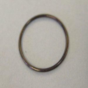 Ideal Standard E960426NU Traditional Basin Waste O Ring for Metal Plug E6760
