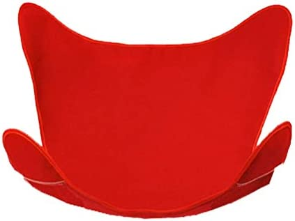 35 Red Duck Cotton Replacement Cover for Retro Butterfly Outdoor Patio Chair