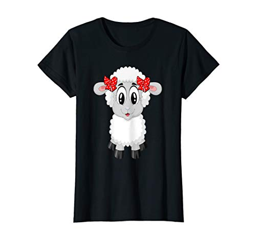 Childs Black Sheep Costumes - Sheep Costume Shirt For Farm Animal
