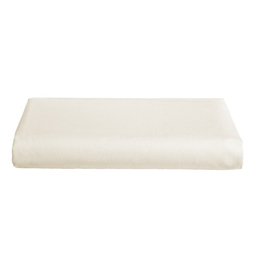 Babydoll Bedding Cotton Cradle Sheet, Ecru, 15'' x 33'' by BabyDoll Bedding