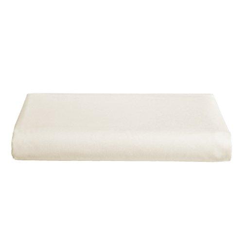 Babydoll Bedding Cotton Cradle Sheet, Ecru, 15″ x 33″