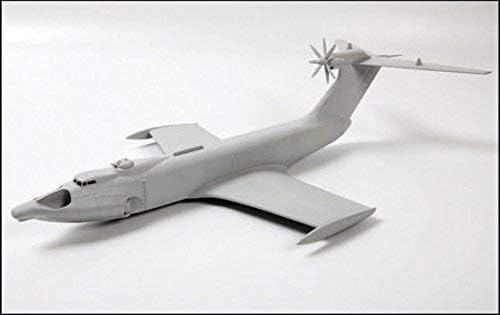 Plastic Model Kit Zvezda 7016 Troop Carrier Ekranoplan A-90 Orlyonok Scale 1//144 38 Details Lenght 15.75
