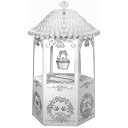Wedding Party Cards Post Mail Receiving Box Wishing Well - An Ideal Accessory For Wedding Receptions, Christenings And Any Type Of Party