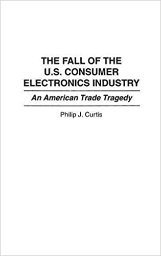 the fall of the us consumer electronics industry an american trade tragedy