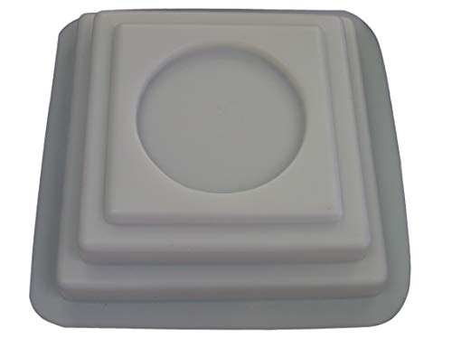Column Base Concrete or Plaster Mold 8501 Review