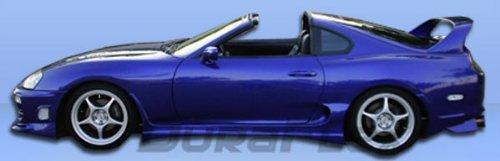 Duraflex 101329 1993-1998 Toyota Supra Duraflex Bomber Side Skirts Rocker Panels - 2 - Supra Toyota Bomber
