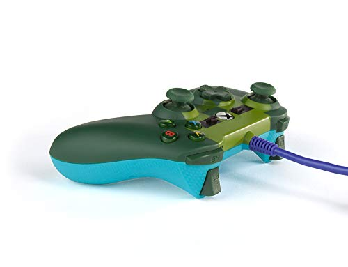 PowerA Mini Wired Controller for Xbox One - Minecraft Zombie - Xbox One (Limited Edition) 7