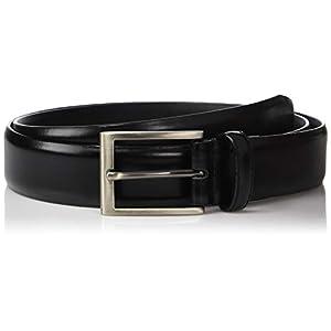 Florsheim Men's Carmine 33mm Leather Dress Belt