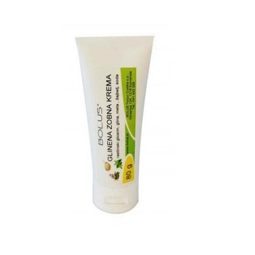 Natural Hemp Oil & Grey Clay Toothpaste (80ml - 2.7 Fl. Oz.)