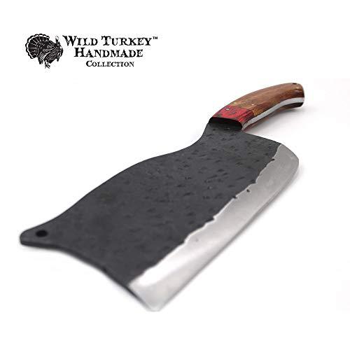 butcher knife full tang - 8