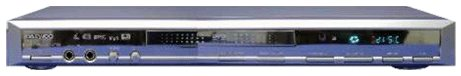 dvd player daewoo - 6