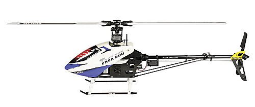 ALING T-REX HELICOPTER KIT WITH MOTOR (500E)