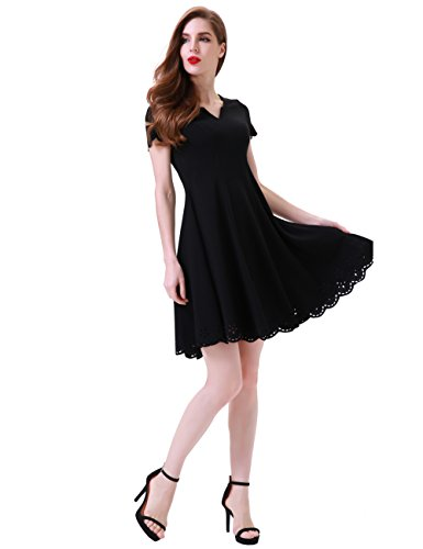 Valentine Short Sleeve Party Dresses