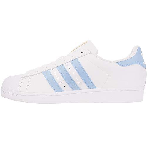 Lace Wht Foundation 8 Up Mens Casual Originals Blu Trainers Superstar 5 Adidas qw6RZR