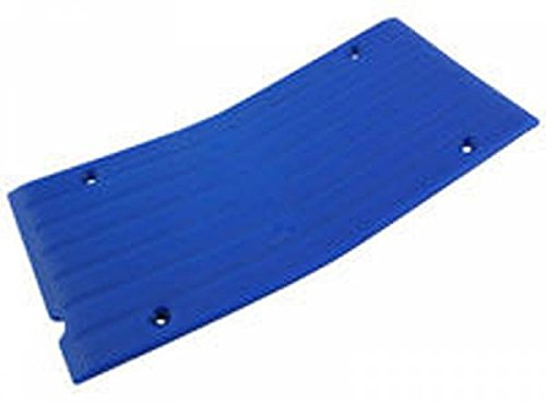 Savage Center Skid Plate - RPM Savage-X Center Skid Plate, Blue