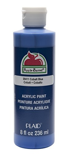 Apple Barrel Acrylic Paint in Assorted Colors (8 oz), J20411 Cobalt Blue ()