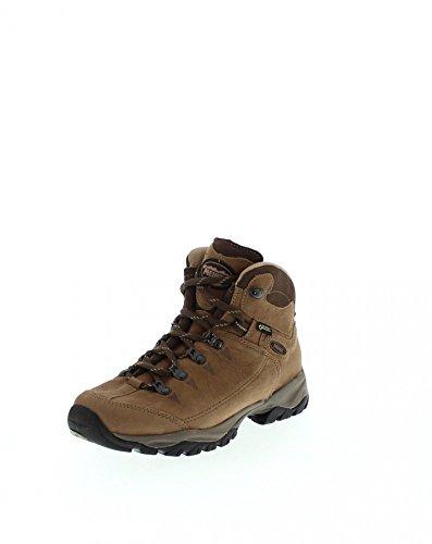 Meindl Ohio Lady 2 GTX - Zapato para Senderismo Color Marrón Corzo de Mujer - rehbraun