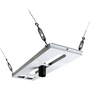 Lightweight Adj Ceiling Plate Use with Ceiling Mounts for Projectors by Nec Computers