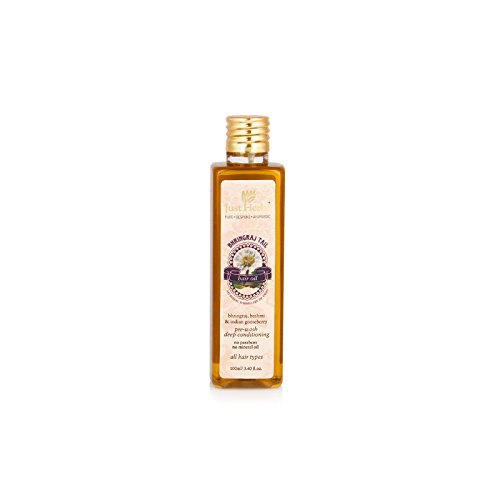 Just Herbs - Bhringraj Tailam - Fortifying Hair Oil - 100ml