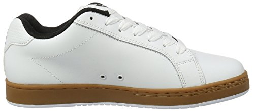 Black Silver 104 White Sneakers Fader Basses Gum Homme Blanc Noir Etnies White CpwgqXX