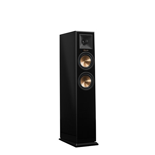 Klipsch RP-250F Piano Black Floorstanding Speaker (Each) by Klipsch