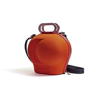 Image of Case Hardware & Latches Devialet Cocoon - Traveling case for Phantom Reactor - Jupiter Orange