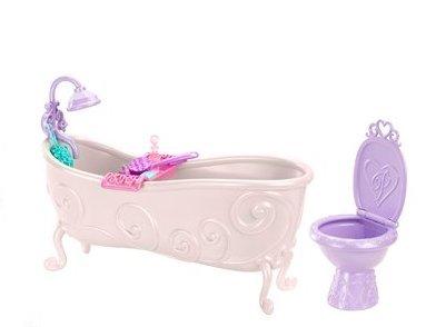Mattel X9377 Disney Princess Bathroom product image